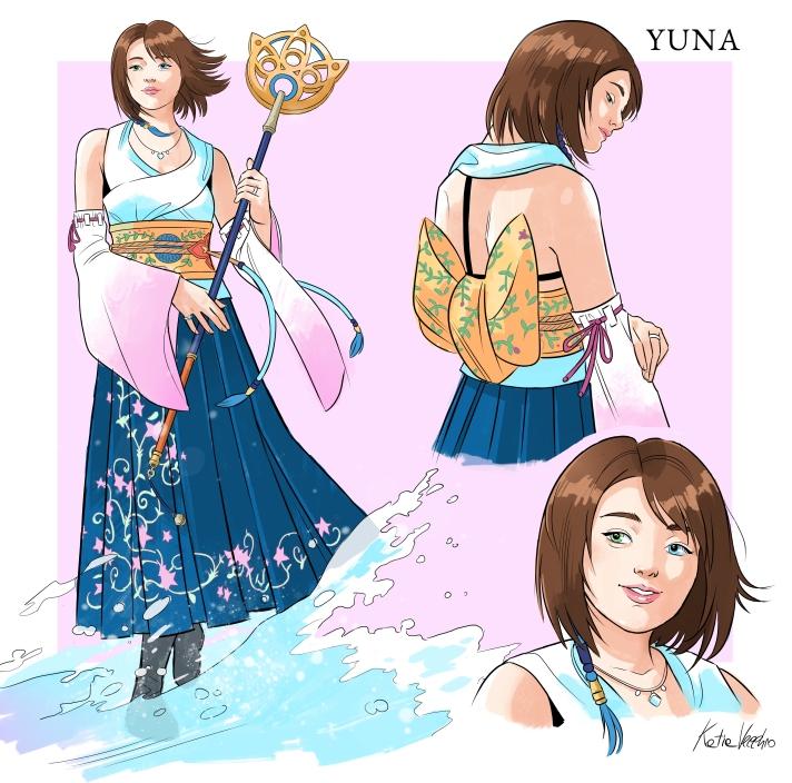 yuna 2